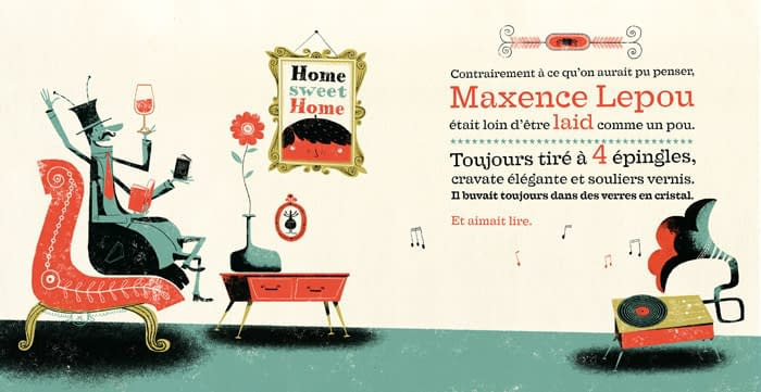 autrice jeunesse Maxence Lepou